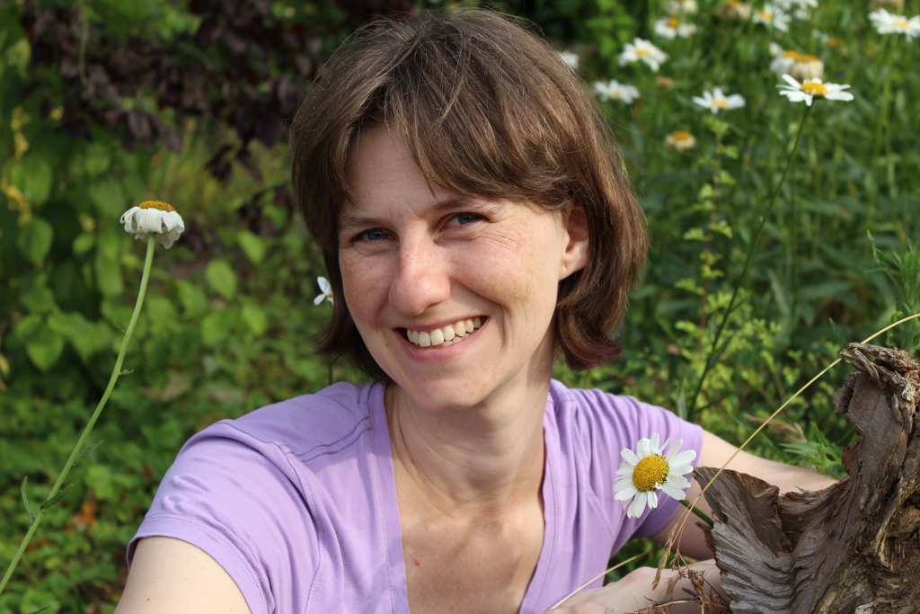 Stoffwindelberaterin Anja Helsper-Pesch